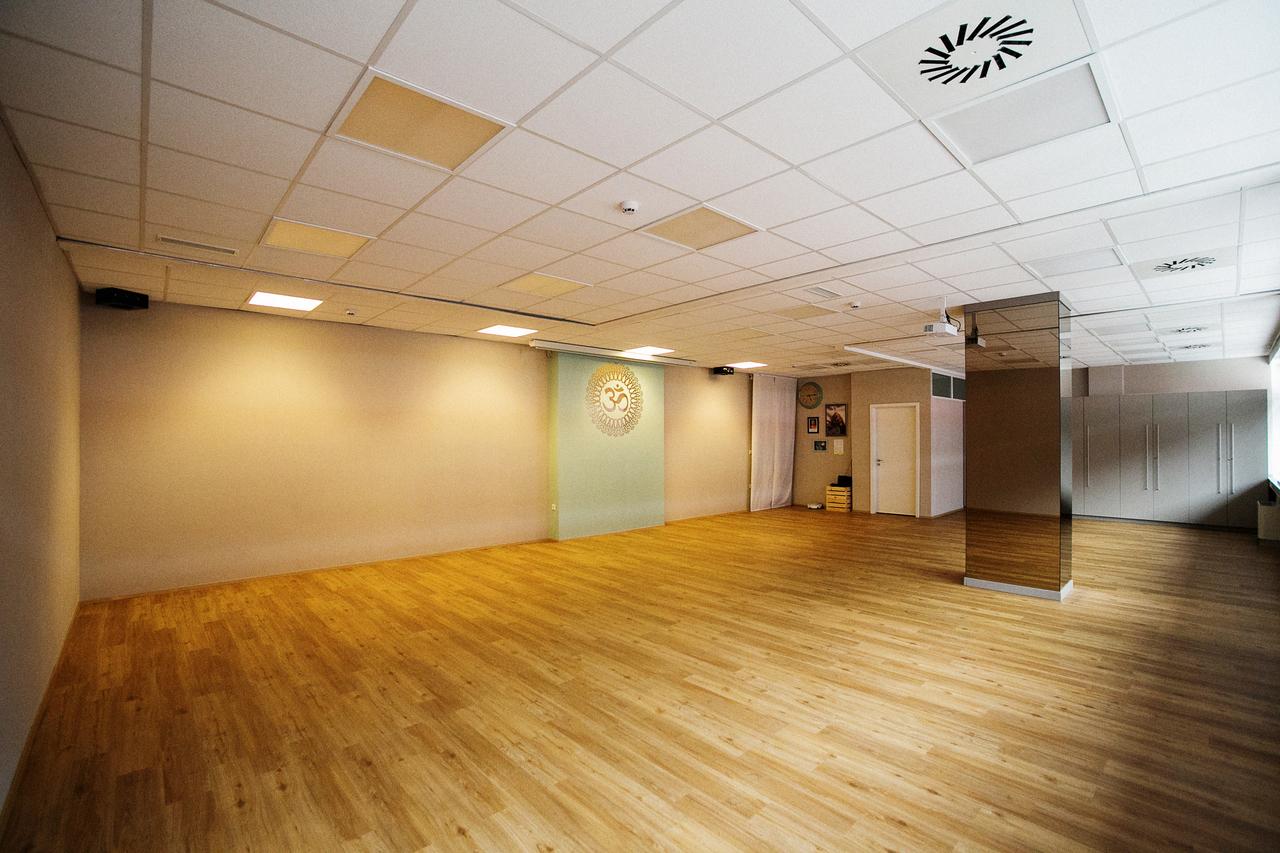Joga studio Sadhana
