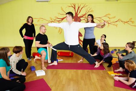 Sadhana Šola joge