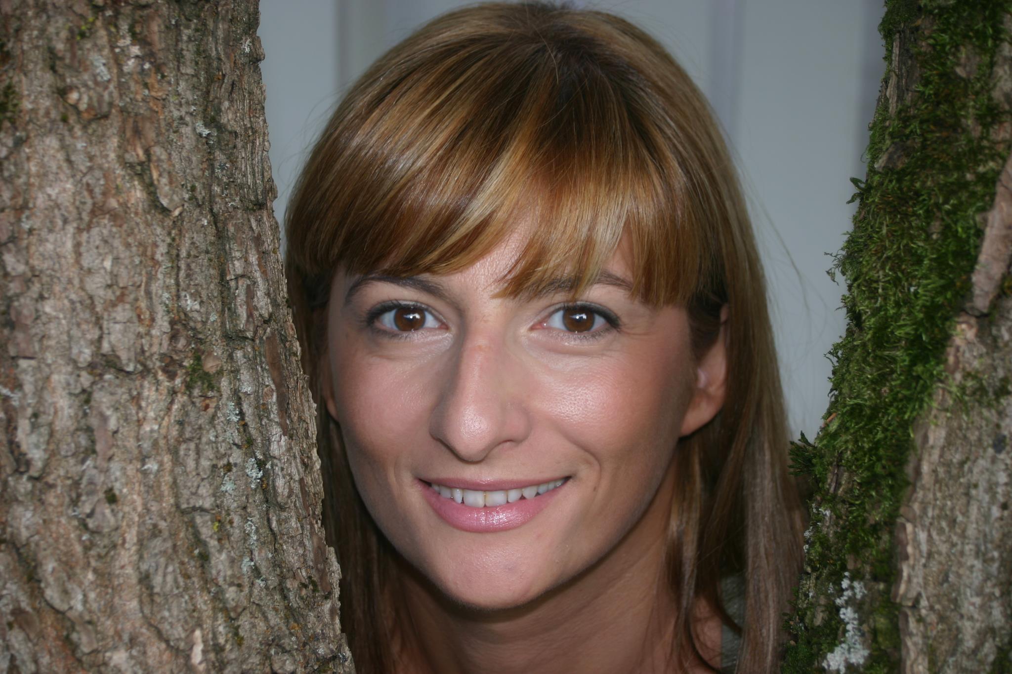 Sneža Vidovič, ustanoviteljica Joga studia Sadhana in avtorica programov