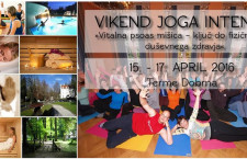 SADHANA VIKEND JOGA INTENZIV