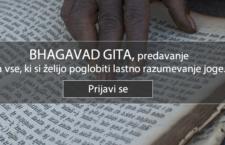 13.11. JOGIJSKA FILOZOFIJA – BHAGAVAD GITA (predavanje)