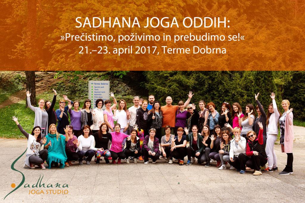 Joga studio Sadhana - Učiteljski tečaj joge