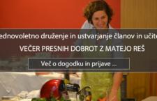 PREDNOVOLETNO SREČANJE ČLANOV, 1.12., 19h