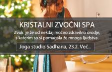 23.2. Kristalni Zvočni SPA s Tjašo Cepuš