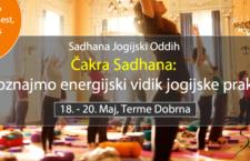 SADHANA JOGA ODDIH: »Čakra Sadhana – Spoznajmo energijski vidik jogijske prakse«
