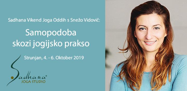 Jesenski joga oddih: »Samopodoba skozi jogijsko prakso« Strunjan, 4. – 6. oktober 2019