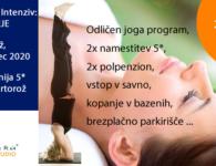 Inverzije: Joga vikend na morju, Hotel Slovenija 5* ZADNJA MESTA!
